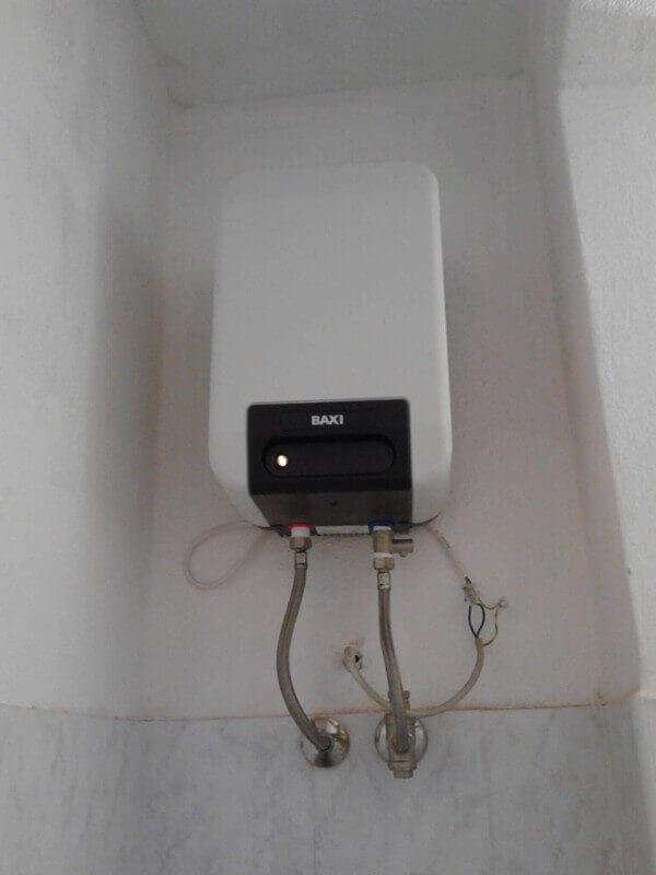 Scaldabagno elettrico come regolarlo per risparmiare sulla bolletta dell 39 energia elettrica - Scaldabagno elettrico istantaneo basso consumo ...