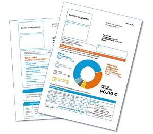 Bolletta luce differenza tra costi fissi e variabili for Enel gas bolletta