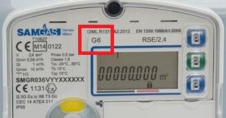 Qual la potenza termica del contatore del gas - Contatore gas in casa ...