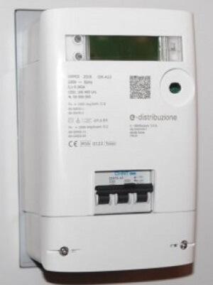 Il contatore della luce smart 2 0 di seconda generazione for Contatore luce