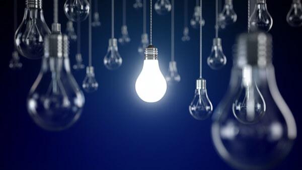 Servizio di maggior tutela: immagine lampadine