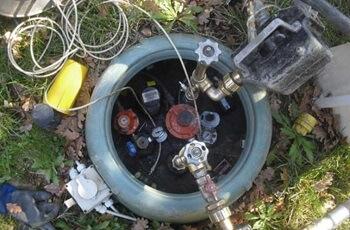 La manutenzione del serbatoio gpl per la casa ogni quanto tempo va effettuata luce - Bombolone gas casa ...